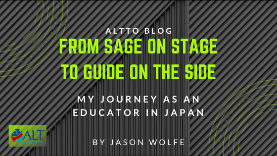 Read more about the article From Sage On Stage To Guide On The Side: My Journey As An Educator In Japan by Jason Wolfe