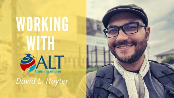 Read more about the article Working With ALTTO by David L. Hayter