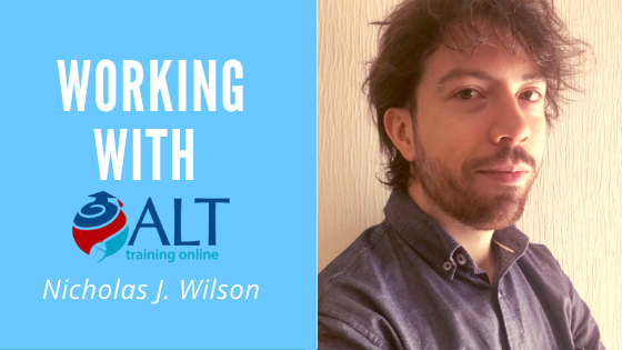 Read more about the article Working With ALTTO by Nicholas J. Wilson