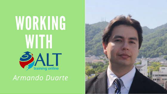 Read more about the article Working With ALTTO by Armando Duarte
